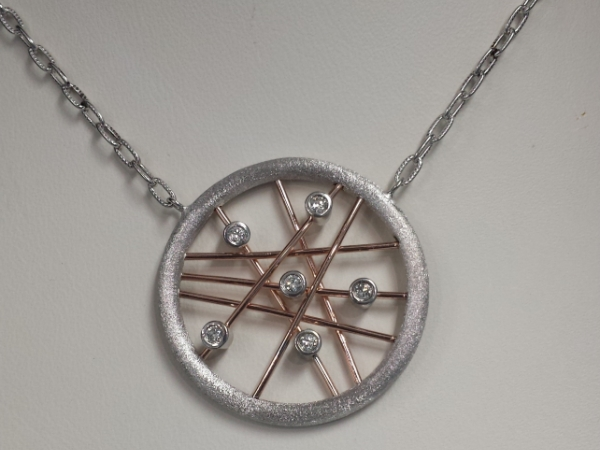 Dreamcatcher Necklace by Makur