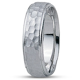 Hammered Band by Unique Settings